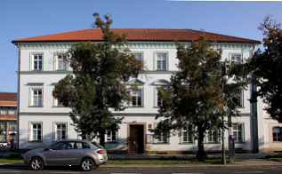 Budova I. stupně